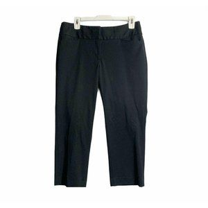 Express Editor Flat Front Straight Leg trousers